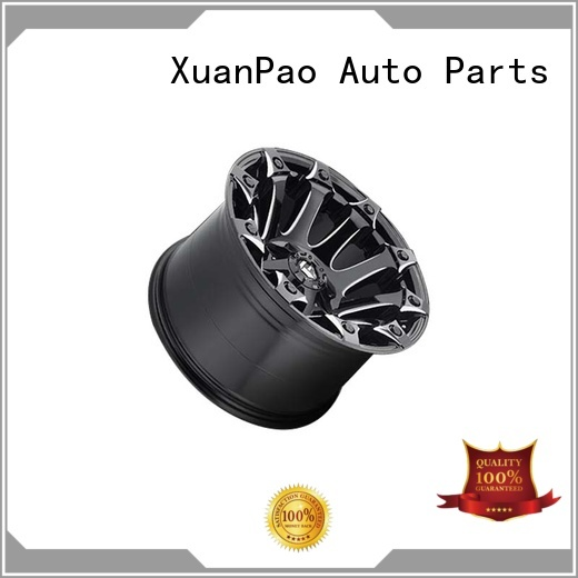 exquisite 17 inch suv rims customized for SUV cars