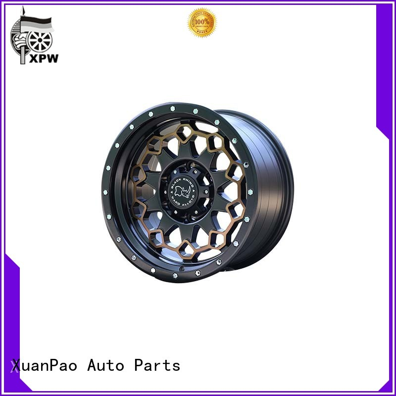 XPW alloy 18 inch suv rims wholesale for SUV cars