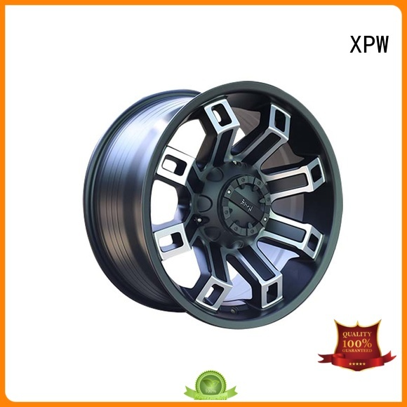XPW alloy suv wheels manufacturing for SUV cars