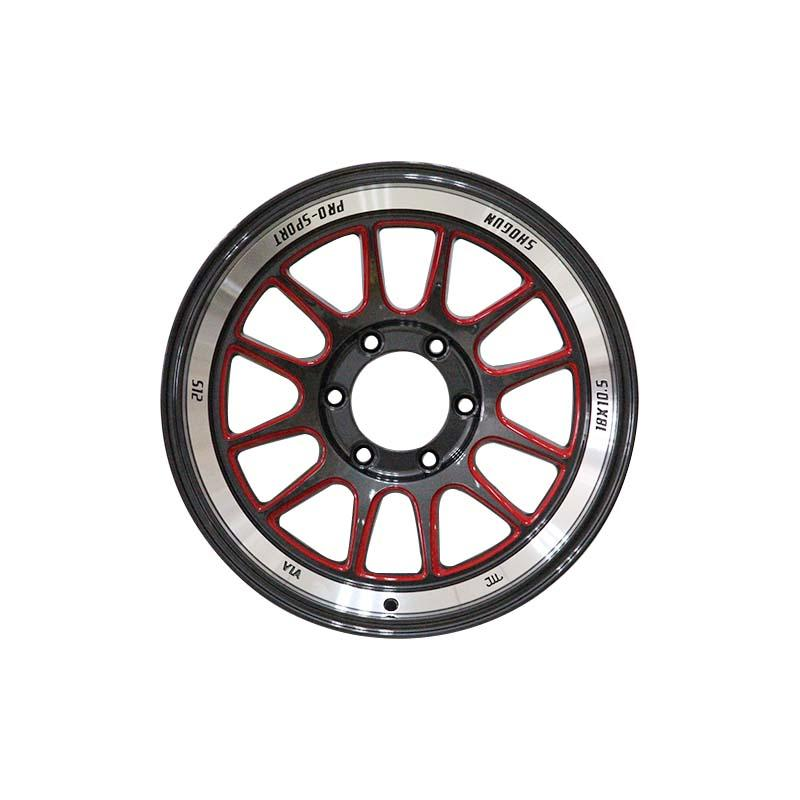 cost-efficient 18 chevy wheels auto manufacturing for Honda series-1