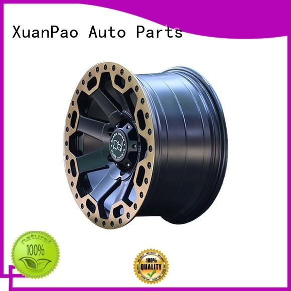 professional black suv wheels aluminum customized for SUV cars