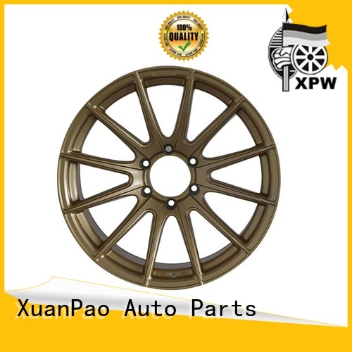 XPW alloy 18 inch smoothie wheels OEM for vehicle