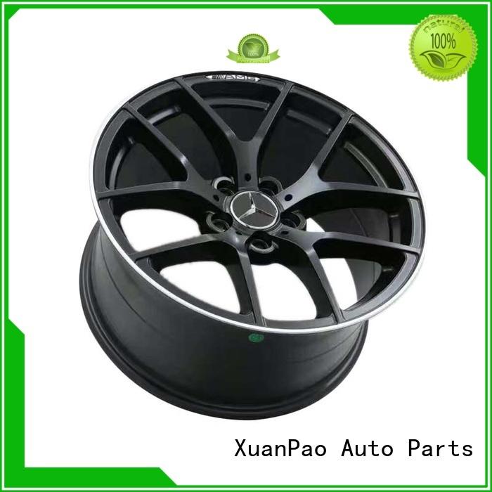 XPW matte black mercedes custom wheels supplier for cars