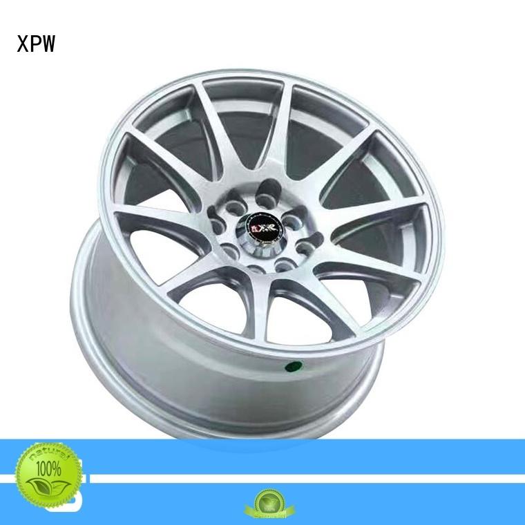 high quality 5x100 wheels aluminum design for Honda series
