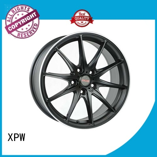 18 have 18 inch black chrome rims black XPW company