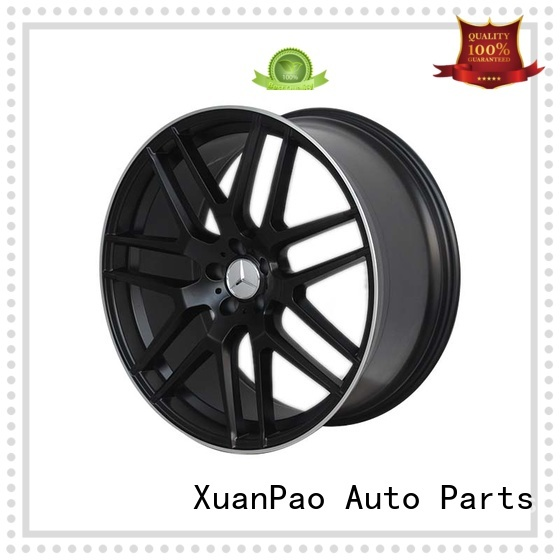 durable 18 mercedes wheels low-pressure casting manufacturing for Benz car series