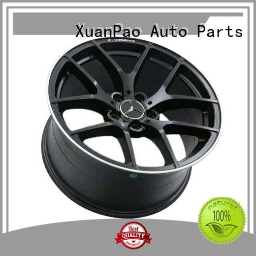 reliable mercedes benz alloy wheels low-pressure casting OEM for cars