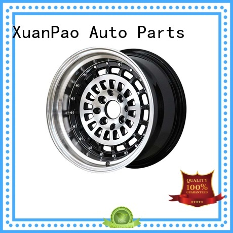 professional sport rims 15 inch customized for cars