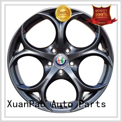 XPW reliable 18 inch black alloy wheels OEM for Toyota
