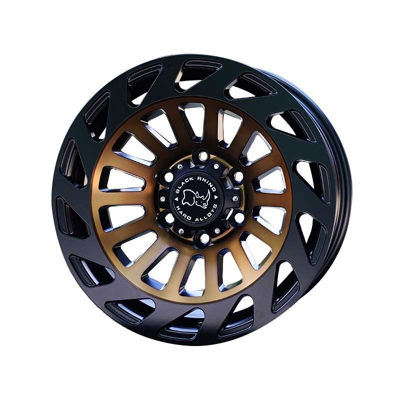 L28 bronze color SUV sports wheels,size have 15inch 16inch 17inch 18inch and 20inch ,pcd have  5*127, 6*139.7, 6*114.3 etc.