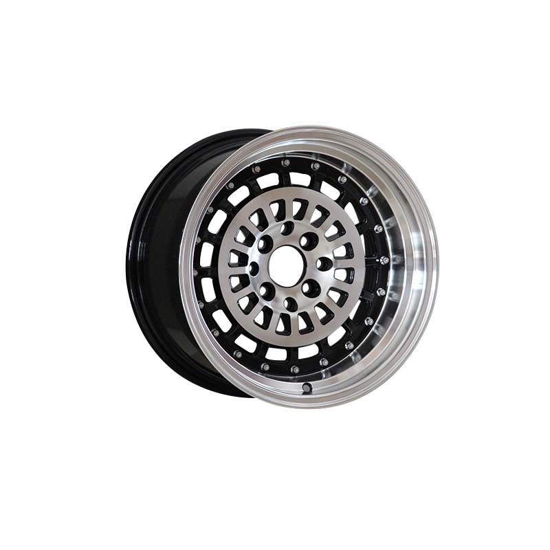 XPW black 15 inch trailer rims wholesale for Toyota-4