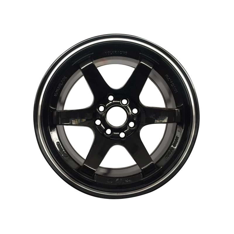 15 inch 601 black+line wheels PCD 8*100/114.3