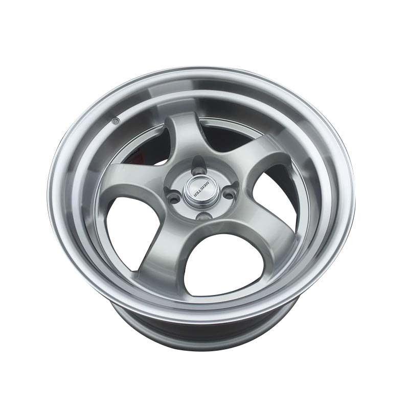 XPW novel design with beautiful shape 15 inch black wheels manufacturing for vehicle