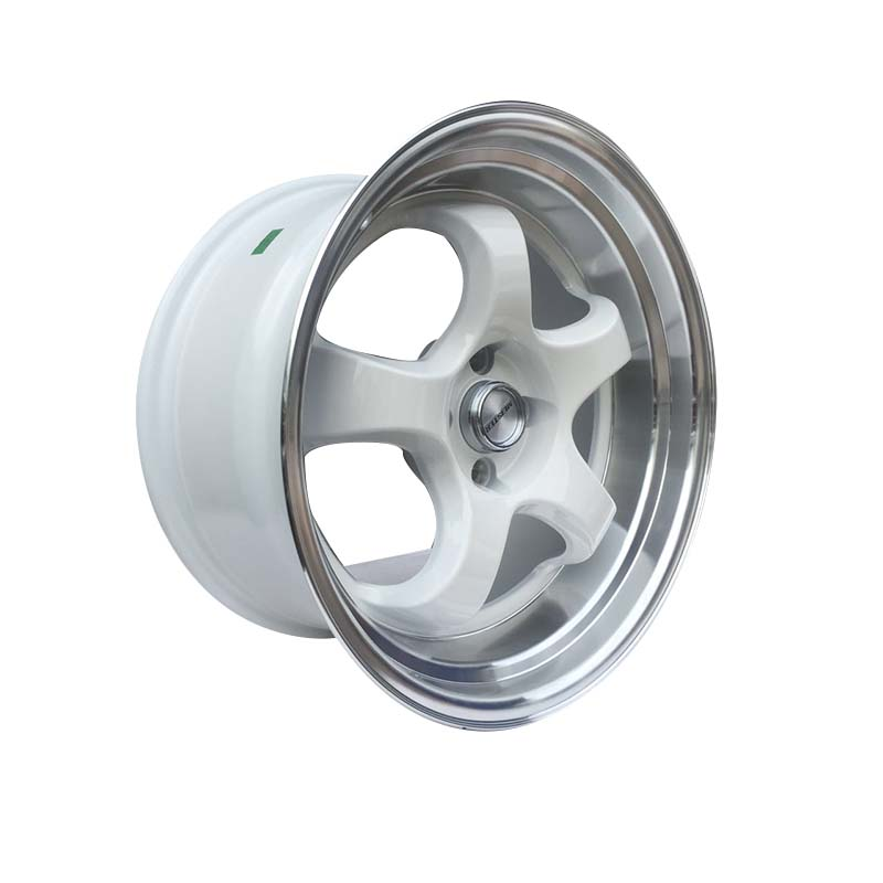 XPW aluminum 15 inch trailer rims design for Toyota-4
