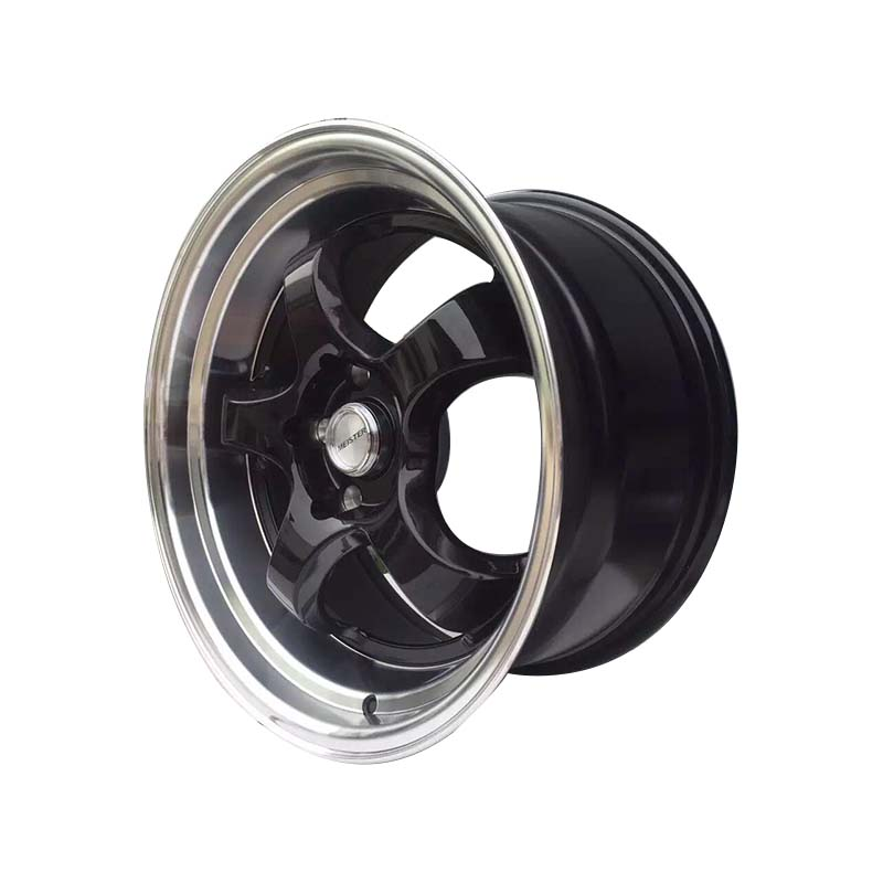 XPW novel design with beautiful shape 15 black rims customized for vehicle-5