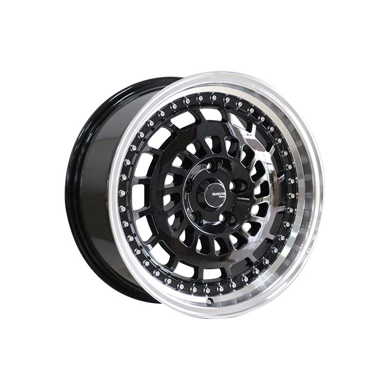 XPW aluminum 17 steel wheels series for Toyota-1