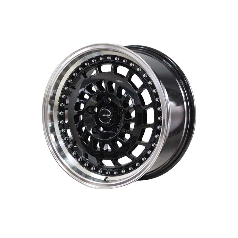 XPW aluminum 17 steel wheels series for Toyota-2