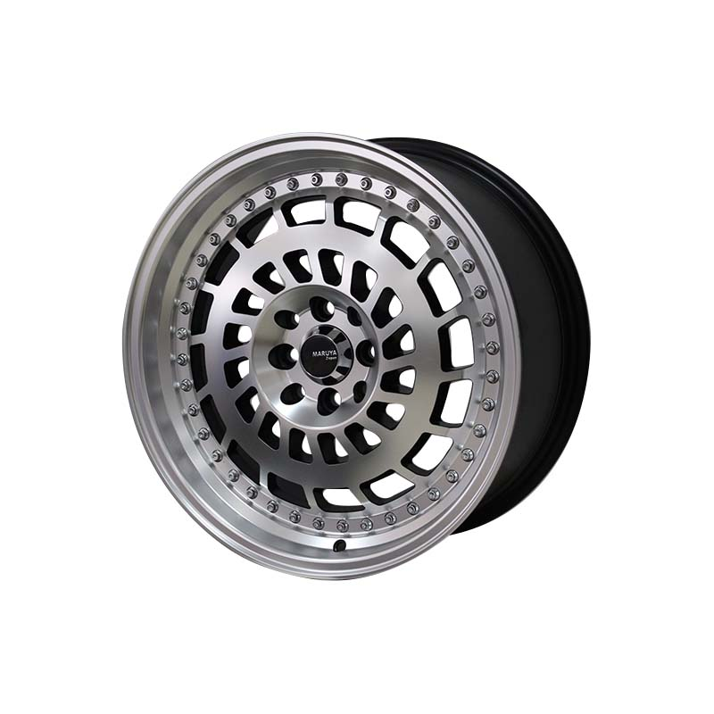 XPW aluminum 17 steel wheels series for Toyota-4
