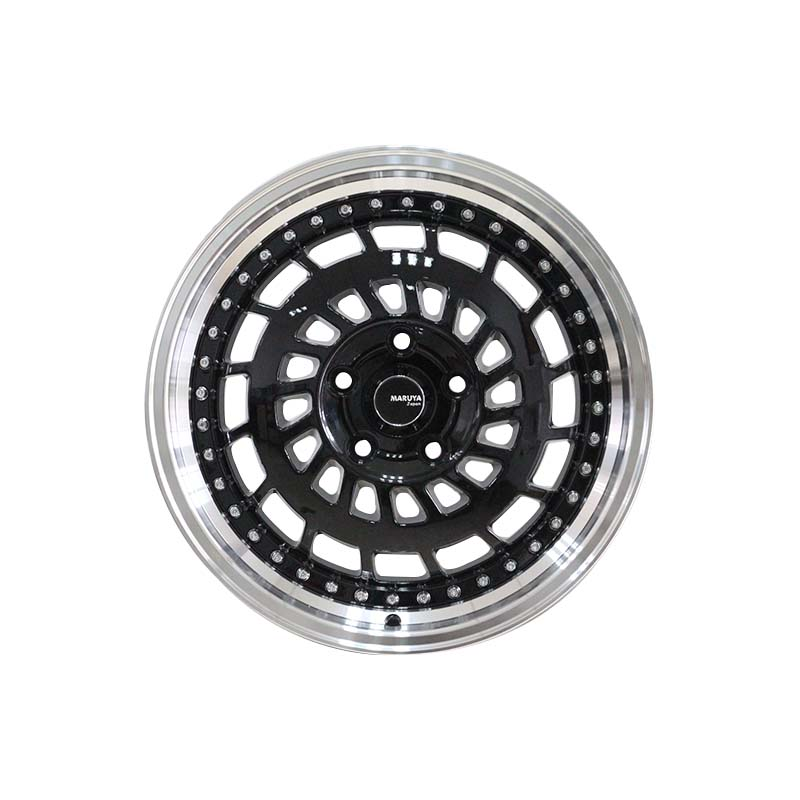 XPW aluminum 17 steel wheels series for Toyota-5