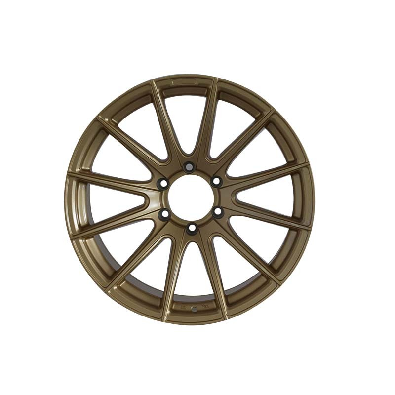 18inch wheel rims 0062 gold color wheels PCD have 5*114.3