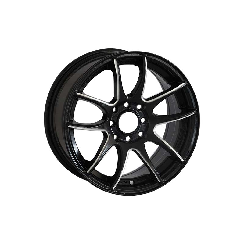 reliable 18 inch rims and tires matt black OEM for cars-5