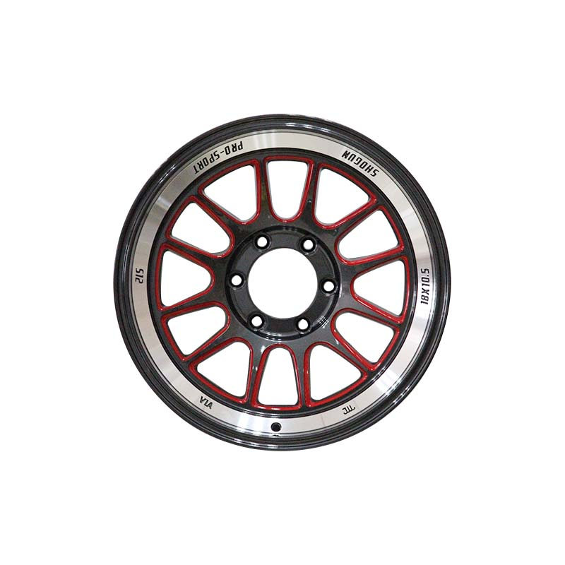 cost-efficient 18 inch jeep wheels aluminum supplier for Toyota-1