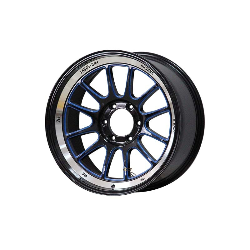 XPW hot selling 18 inch black truck rims supplier for vehicle