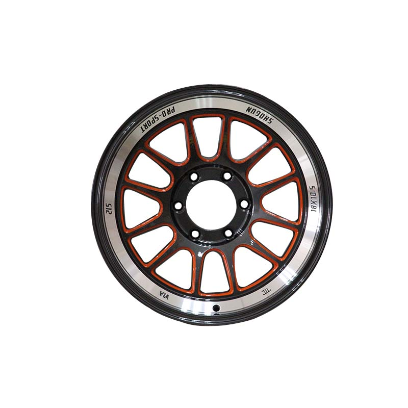 cost-efficient 18 inch jeep wheels aluminum supplier for Toyota-3