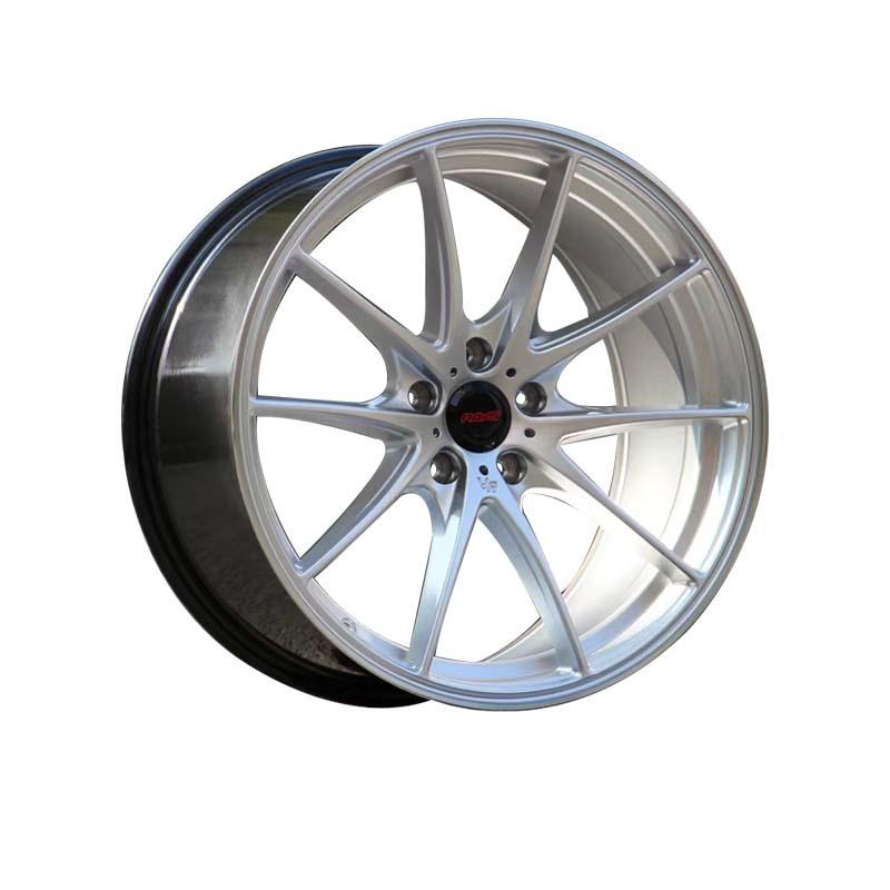 18 inch wheel rims G25 black /silver PCD have 5*114.3