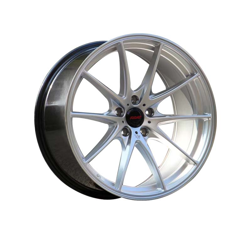 cost-efficient 18 black rims silver customized for cars-4