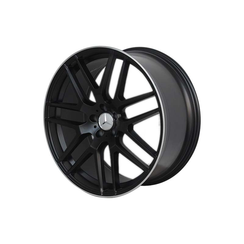wheel rim 7039 matte black alumanium wheels only used for benz series car PCD 5*112,the size have 18inch 19inch 20inch,also have front and rear size.wide