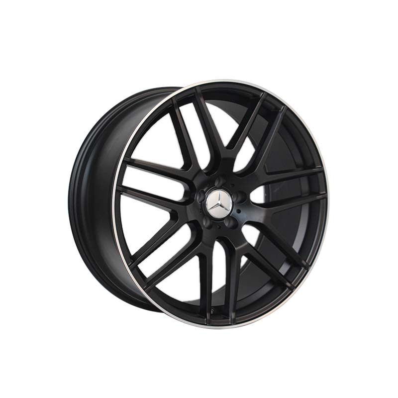low-pressure casting mercedes chrome rims supplier XPW-4