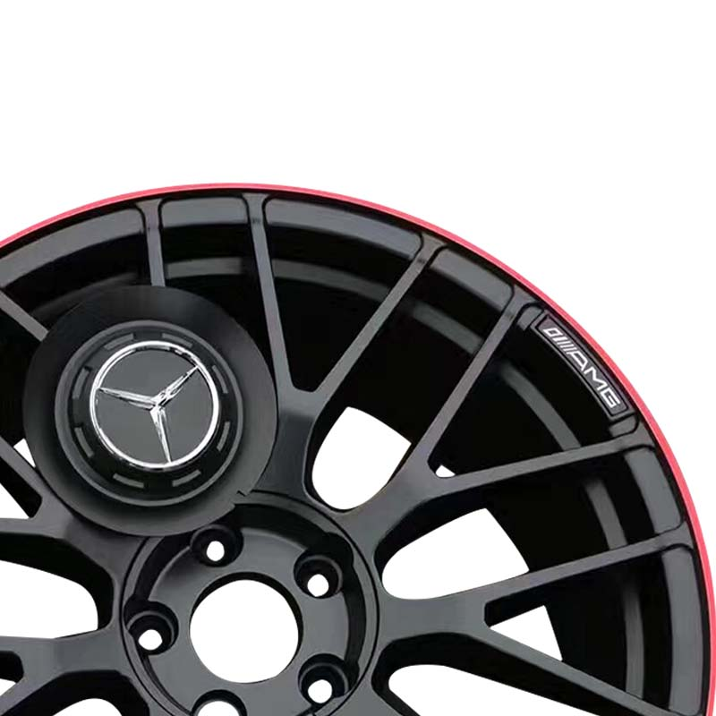 cost-efficient mercedes c class wheels aluminum manufacturing for Benz car series-5