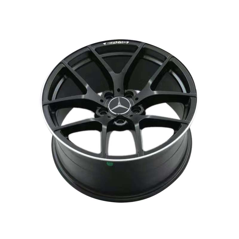 XPW aluminum 22 inch mercedes rims supplier for Benz car series-3