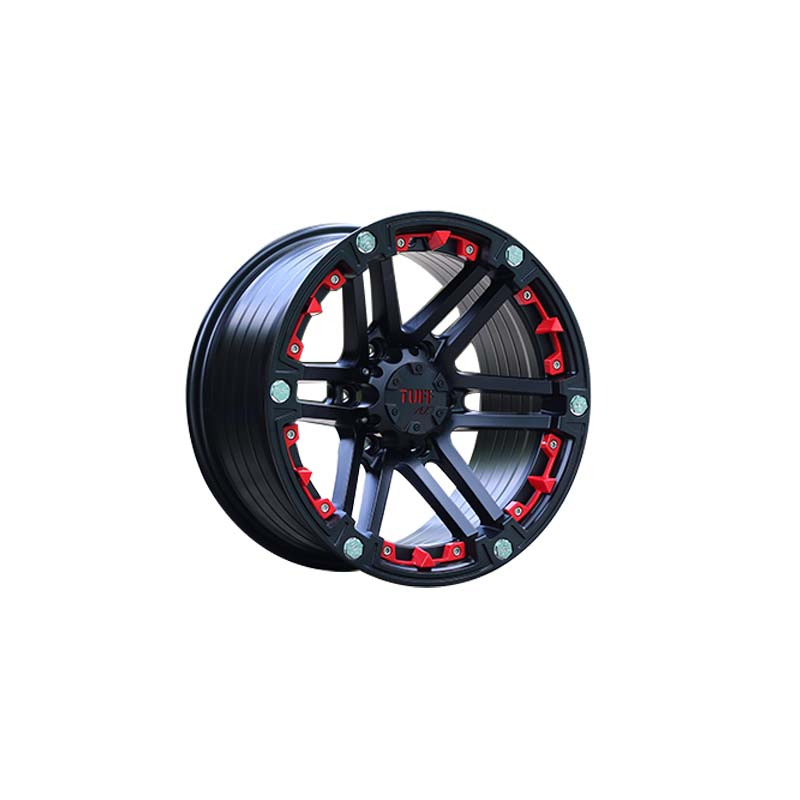 durable truck wheels aluminum customized for SUV cars-4