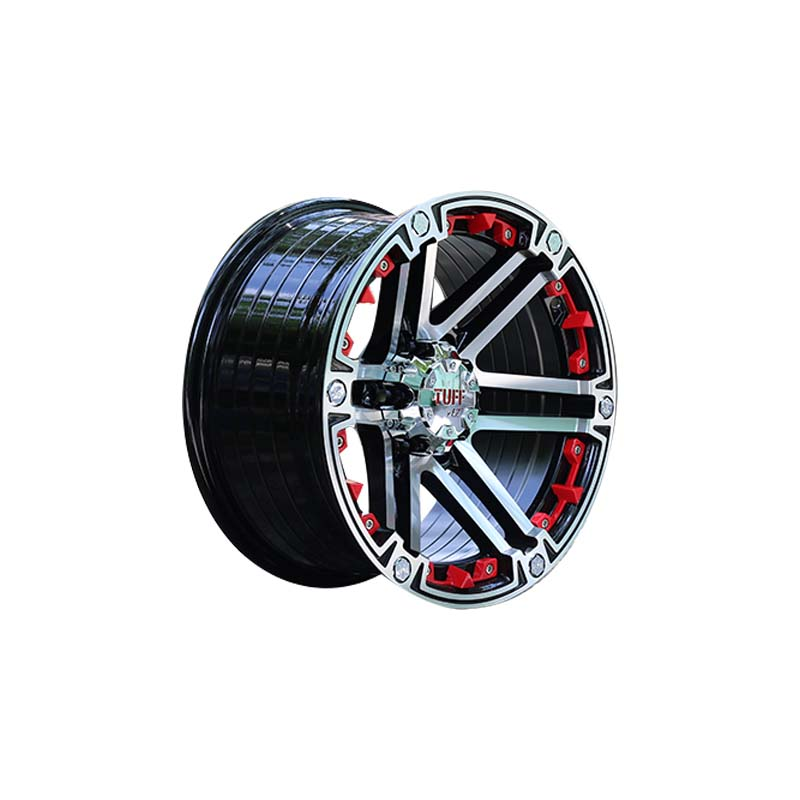 durable truck wheels aluminum customized for SUV cars-5