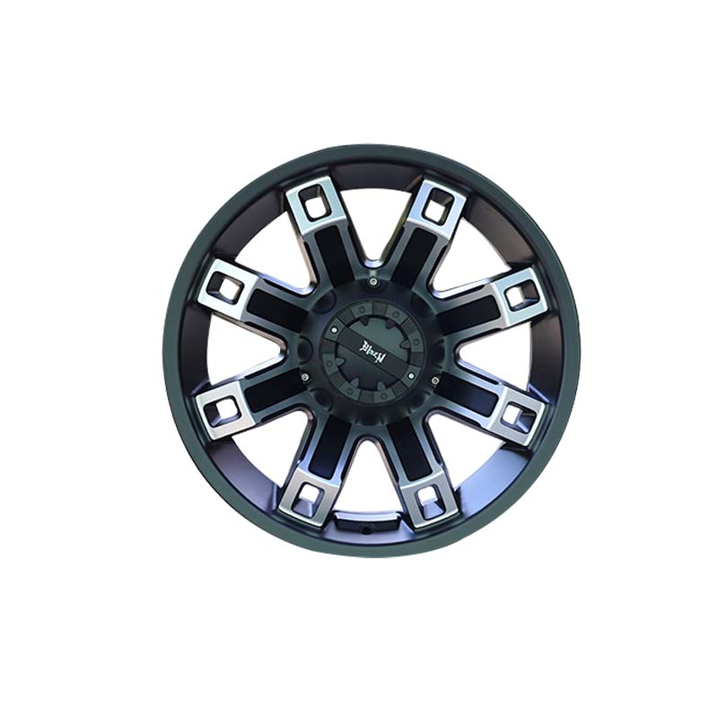 effcient discount custom wheels aluminum manufacturing for SUV cars-3