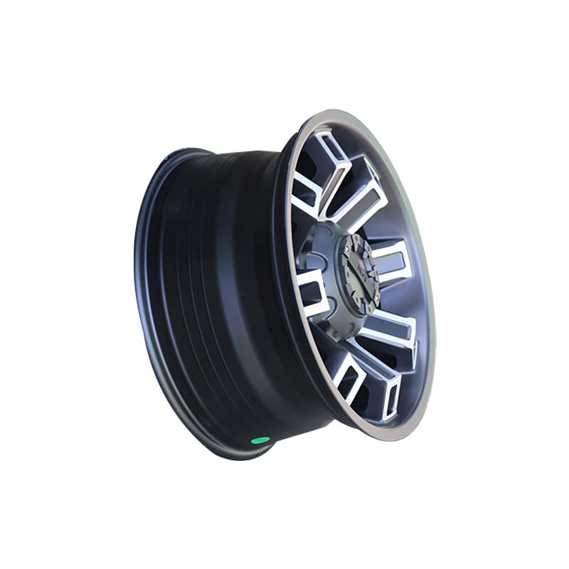 XPW custom black suv wheels design for SUV cars-4