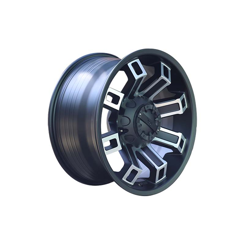 XPW custom black suv wheels design for SUV cars-5