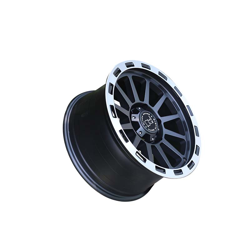 XPW effcient chrome rims for suv manufacturing for vehicle-1