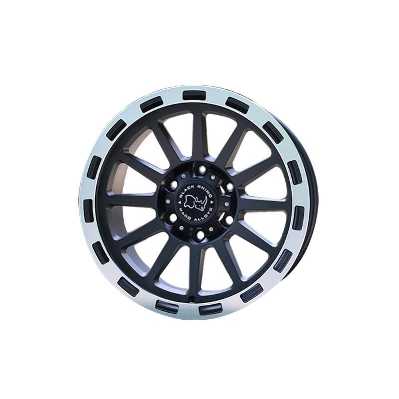 L32 matte black with white SUV sports wheels,  15inch 16inch 17inch  18inch and 20inch truck wheels, pcd have  5*127, 6*139.7, 6*114.3, etc.