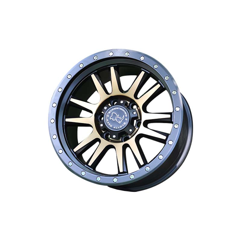 aluminum custom suv rims wholesale for SUV cars XPW-4