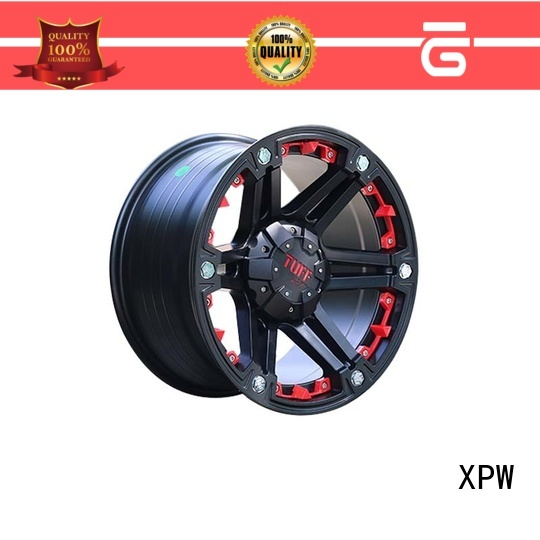 XPW black with bronze face 20 inch suv rims design for SUV cars