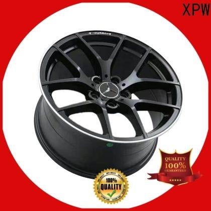 XPW aluminum 22 inch mercedes rims supplier for Benz car series