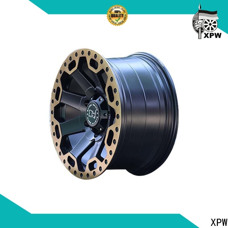 XPW effcient suv wheels for sale wholesale for vehicle