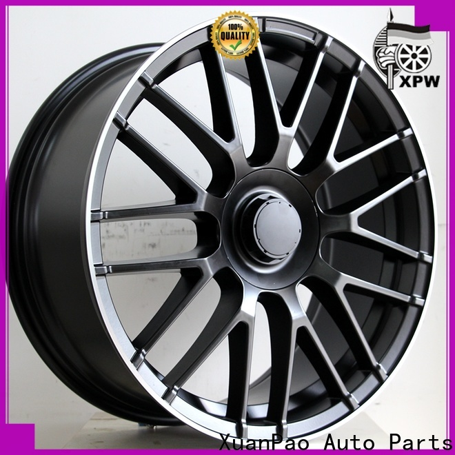 custom cheap custom rims manufacturing for vehicle
