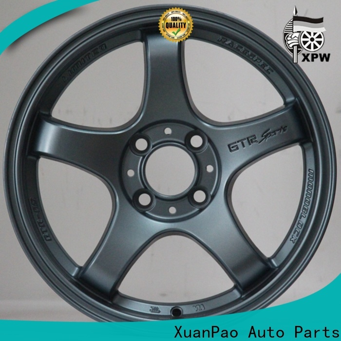 XPW aluminum 15 inch mag wheels design for vehicle