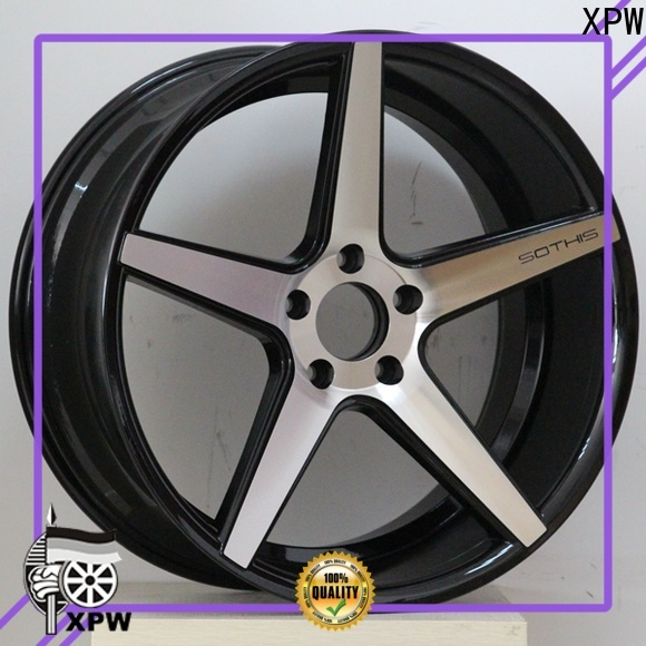 XPW bmw alloy wheels 20 inch manufacturing for vehicle