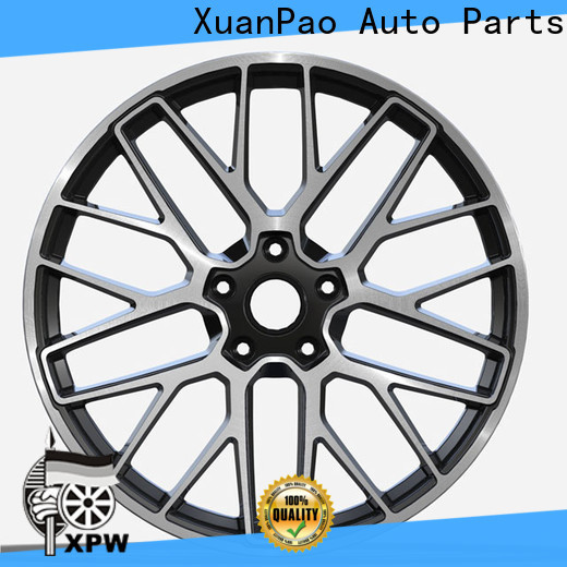 XPW aluminum wheels