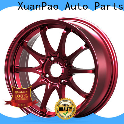 high quality 16 bmw wheels low-pressure casting design for cars